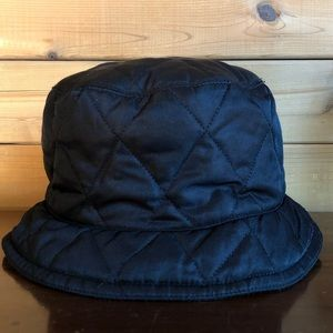 Burberry London Quilted Hat